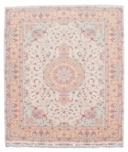 C-045 -70 Raj Fine wool & Silk Tabriz -9'9