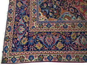 C392509 Vintage Tabriz 8'x10'7