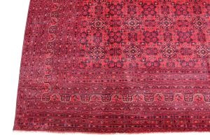 C47/540 Afghan Rug 9'9