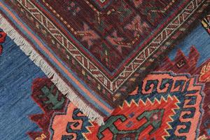 Multicolored Traditional Rug 5'8