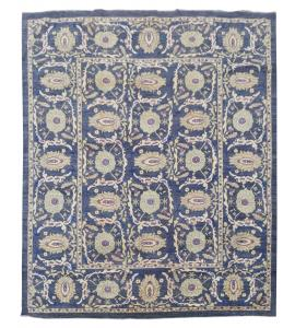 C8-8 Antique Oushak design 15'8