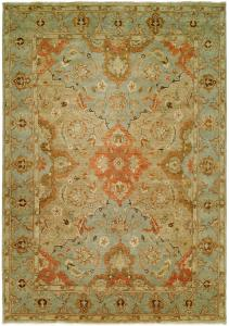 Vid 138-Oushak Hand Knotted OU 449 - 6'x9'