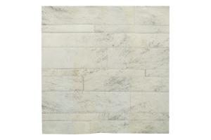 Custom Cowhide Stripes Stone