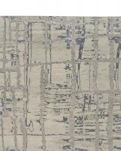 C60754 Wool and Silk Rug