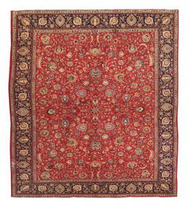 C61633 Persian Tabriz - 10'x13'3