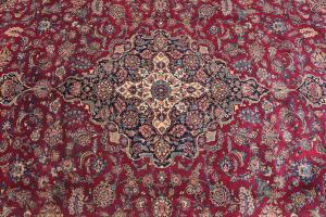 C62184 Persian Kashan -10'7