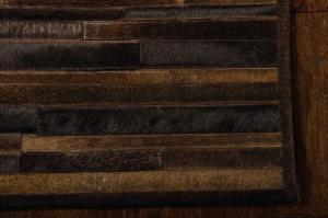 Handmade Cowhide Stripes ARP-01 Color SAB