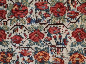 Antique afshar rug cover mint collectable  2'1