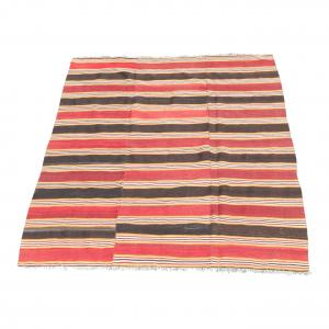 37863 Nomadic Antique Kilim rug 6'6