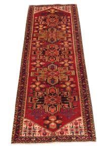 Persian Village Runner -3′7″ × 11′