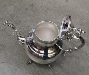 Silver Pot - 10