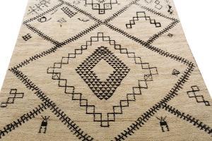 Vintage Morocco berber 5'8