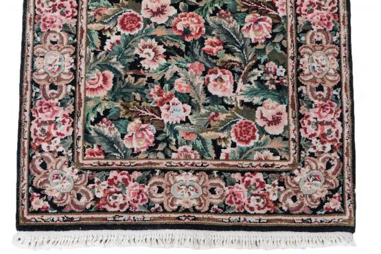 30061 Hand Knotted European Design Rug Size 2'6