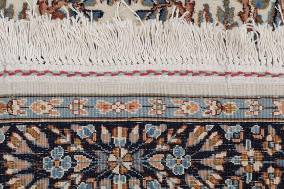 34973 Vintage Persian Kerman 3'x5'