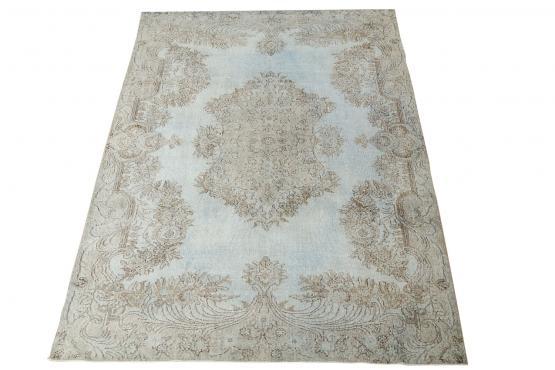 37124 Antique Turkish rug 10'2