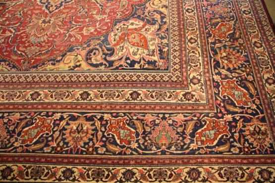 37786 Antique Khorassan 14x21.5