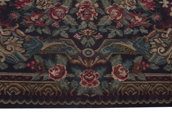 37935 European Moldavia Old Kilim 5'9