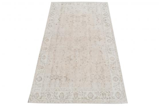 38254 Turkish Hand Knotted Rug - 3′7″ × 6′6″