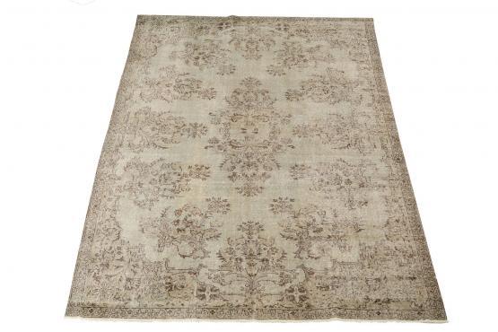 38261 Antique Turkish rug 10'1