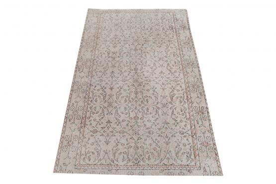 38277 Turkish Hand Knotted Rug - 3′6″ × 5′7″