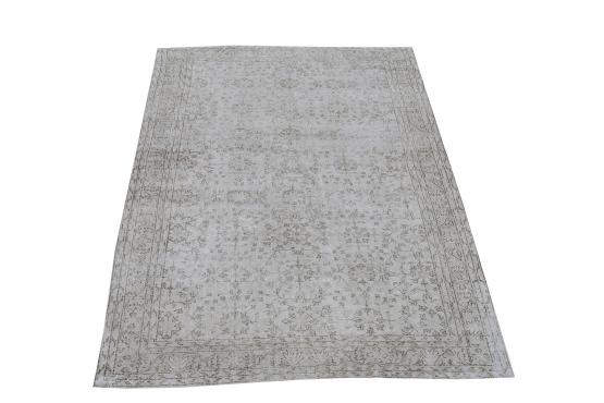 38281 Handmade Turkish Rug Size 6'7
