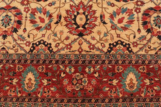 388156 Multi color traditional Rug 8'2