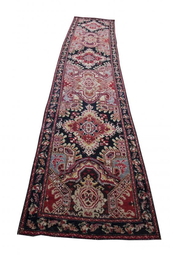 39161 Antique Karabagh 3'8