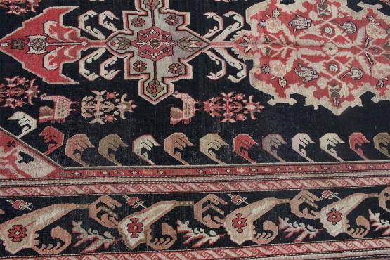 39175 Antique Karabagh 6.8x18