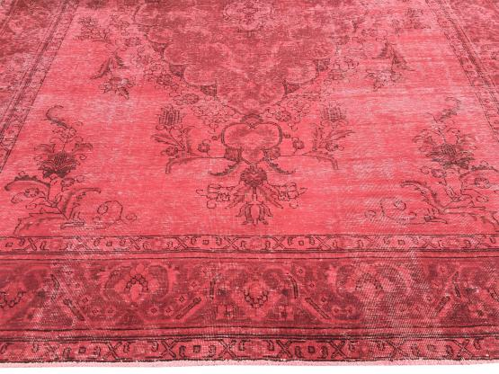 45503 Vintage OverDye Persian 9'3