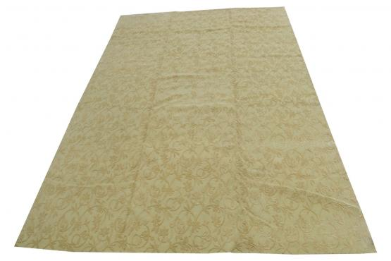51325 Wool and Silk Rug Size 12'x15'