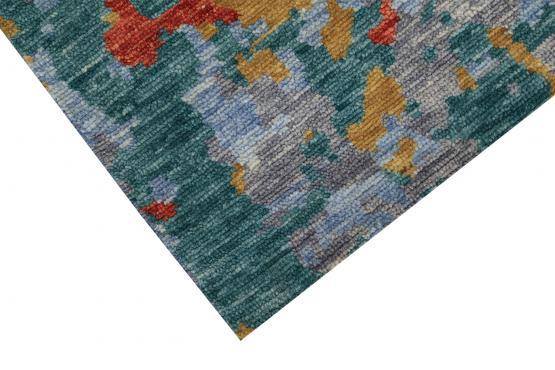 52017B Contemporary Wool  8'x10'5