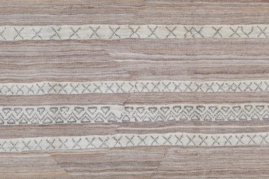 53140 Persian flat weave Kilim 4.11x6.6
