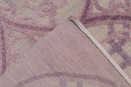 53848 Modern Lavender Rug 9'x12'