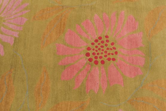 54173 Tufenkian Flower Power Rug 8'x10'