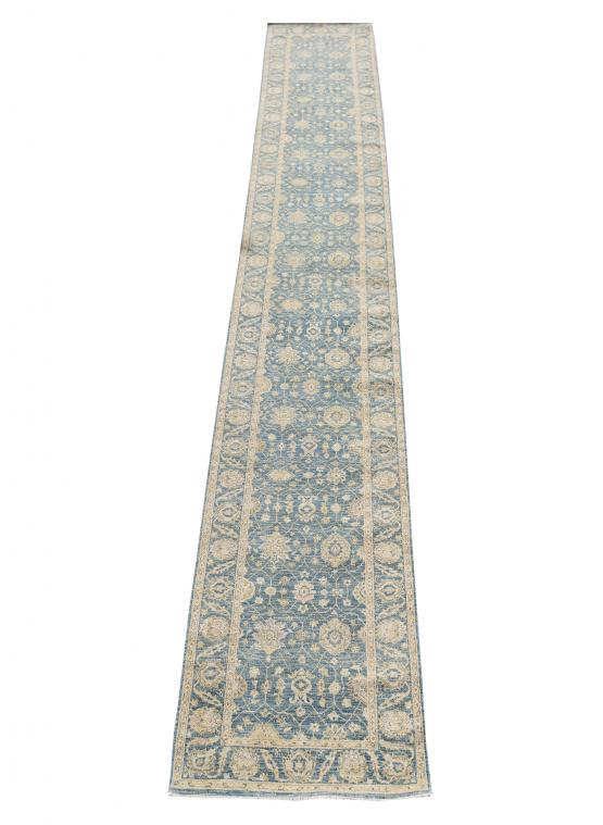 54893 Traditional Ottoman Runner - 2′6″ × 17′8″