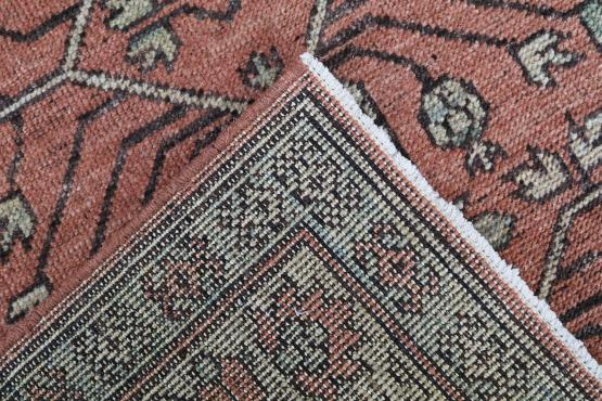 Hand Knotted Multi Color Rug Size 3