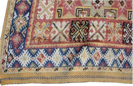 55723 Vintage Berber 4.11x8.10