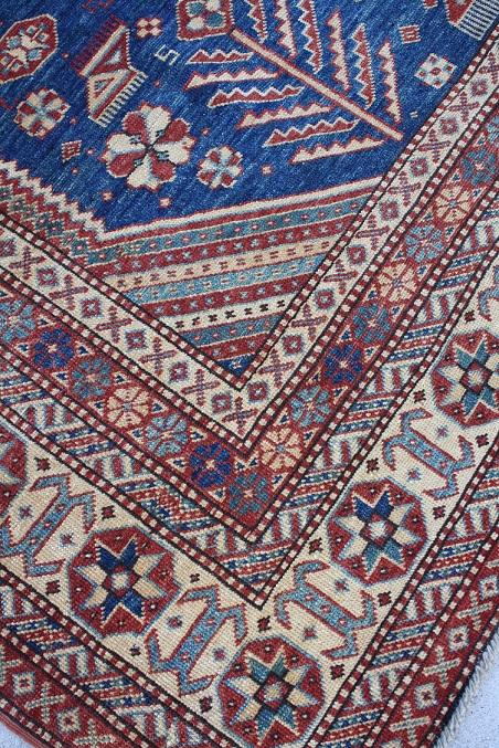 57251 Shirvan Kazak 9.3x6.8