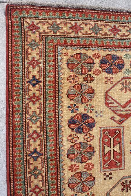 57253 Shirvan Kazak 4.11X7.2