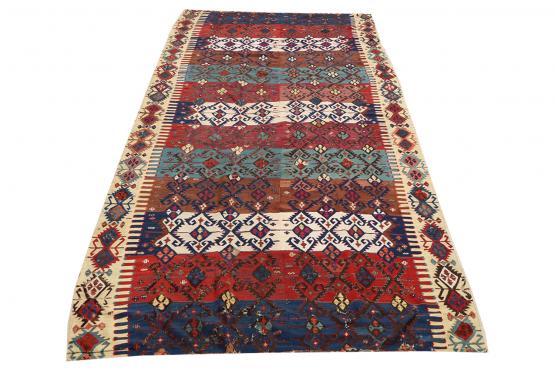 57612 Antique Turkish 5'8