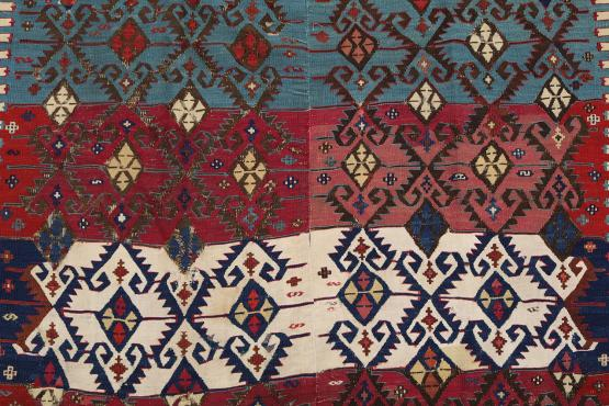57612 Antique Turkish 5 8 Quot X12 The Rug Warehouse