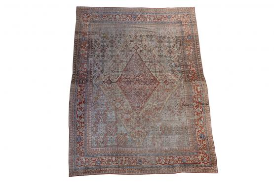 57669 Antique Dorokhsh 10'x13'9