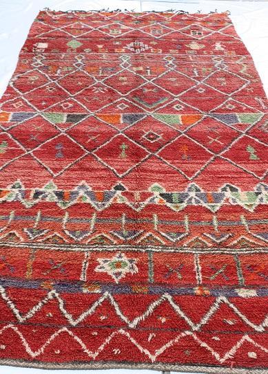 57695 berber 5'7x12'4