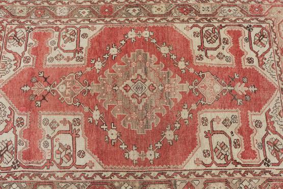 57750 Boho Style Turkish Rug - 4