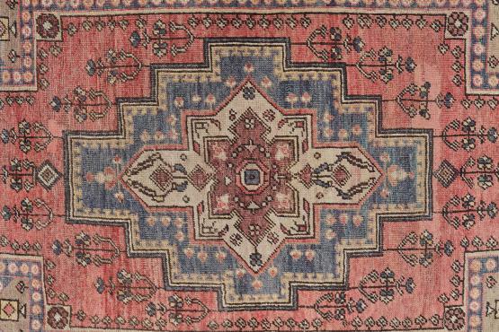 57752 Boho Style Turkish Rug 4