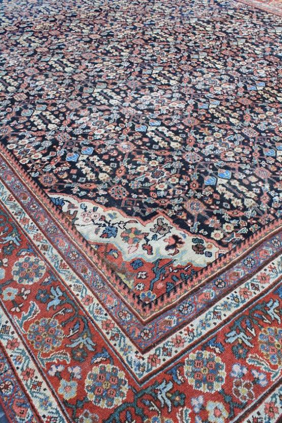 58330 Old Mahal 10 9 Quot X13 6 Quot The Rug Warehouse
