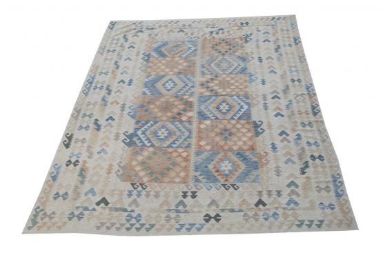 58698 multi color kilim 8'2