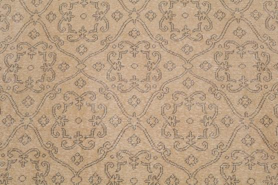 58857 Hand- knotted wool Rug Size 9'x12'