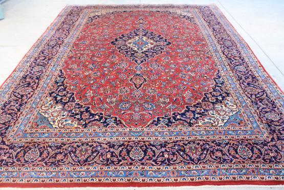 58901 Fine Kashan 8'3