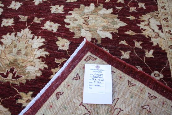 59024 Hand Knotted Pakistani 5'7